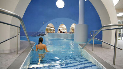 Pool in der Therme Bad Aibling