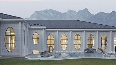 Architektur in der Schweizer Bergwelt