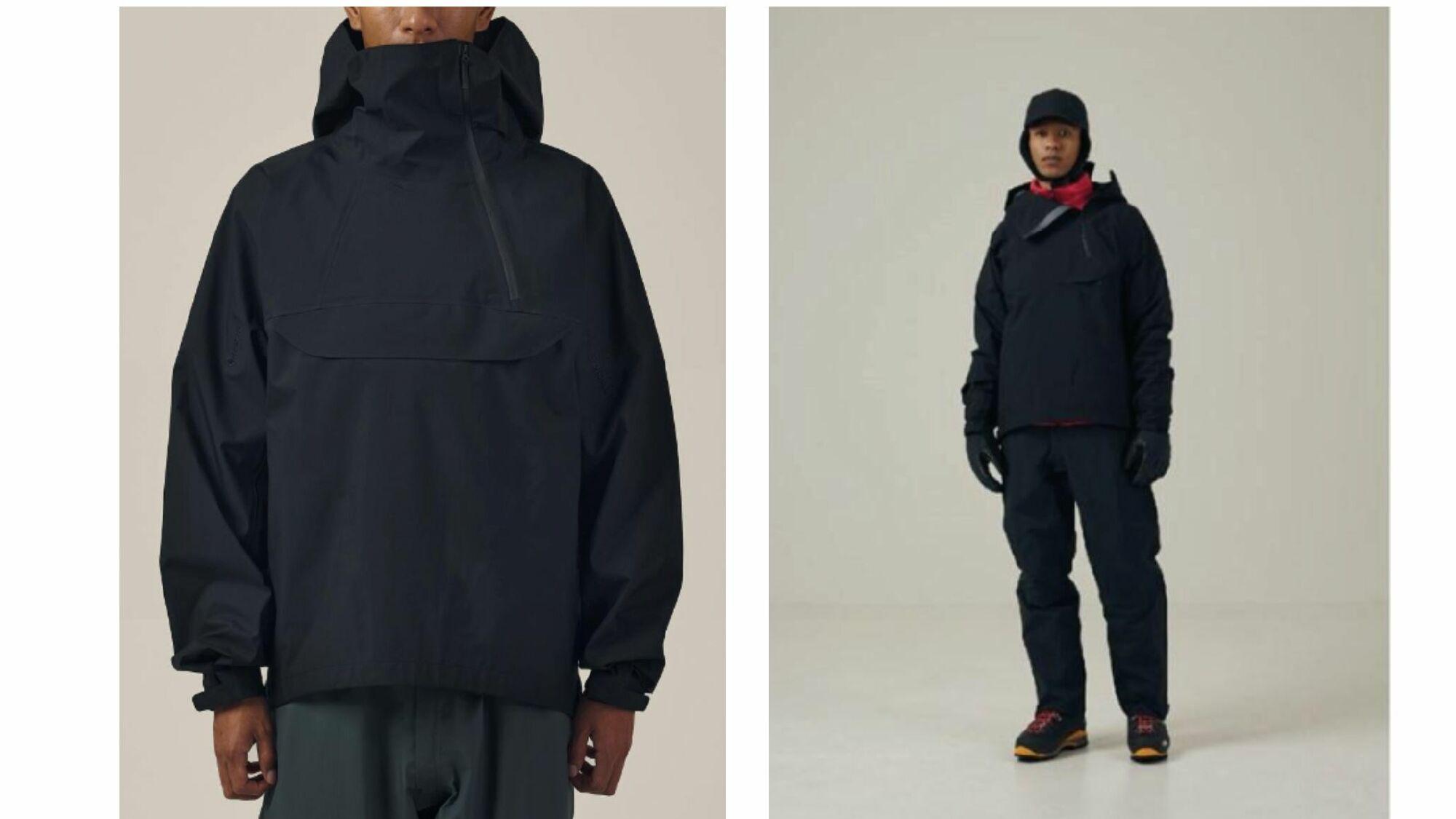 Goldwin präsentiert eine große Auswahl an neuer Oberbekleidung.