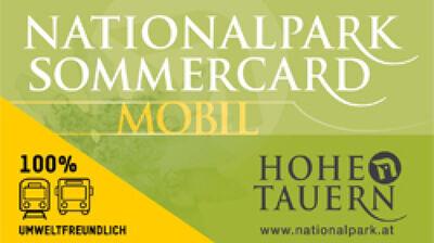 Nationalpark Sommer Card