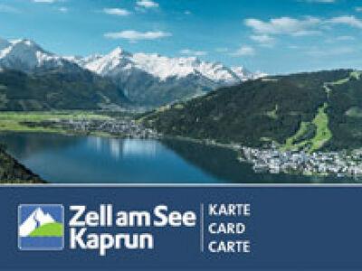 Zell am See-Karpun Karte