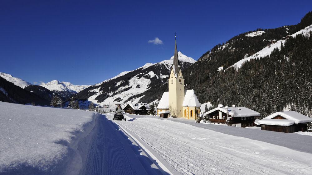 Der Bergdoktor im schönen Osttirol
