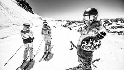 Den Allround-Ski Elan Wildcat gibt es in Mittelbreiten von 76mm bis 86mm