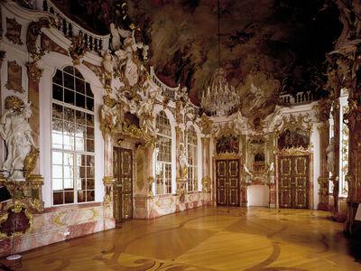 Prunkräume der Residenz in Kempten