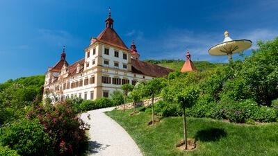 Das Weltkulturerbe Schloss Eggenberg