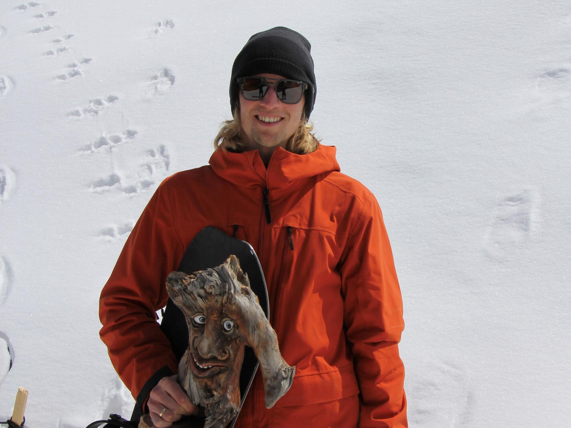 Snowboard-Sieger Tobias Fieg