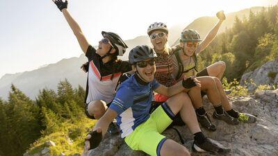 Mitmachen und Bike-Verleih von INTERSPORT Rent gewinnen
