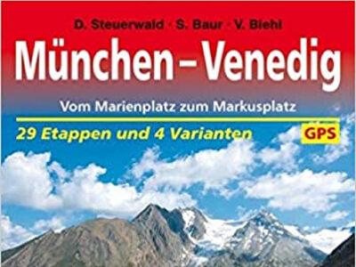 Wanderführer München-Venedig