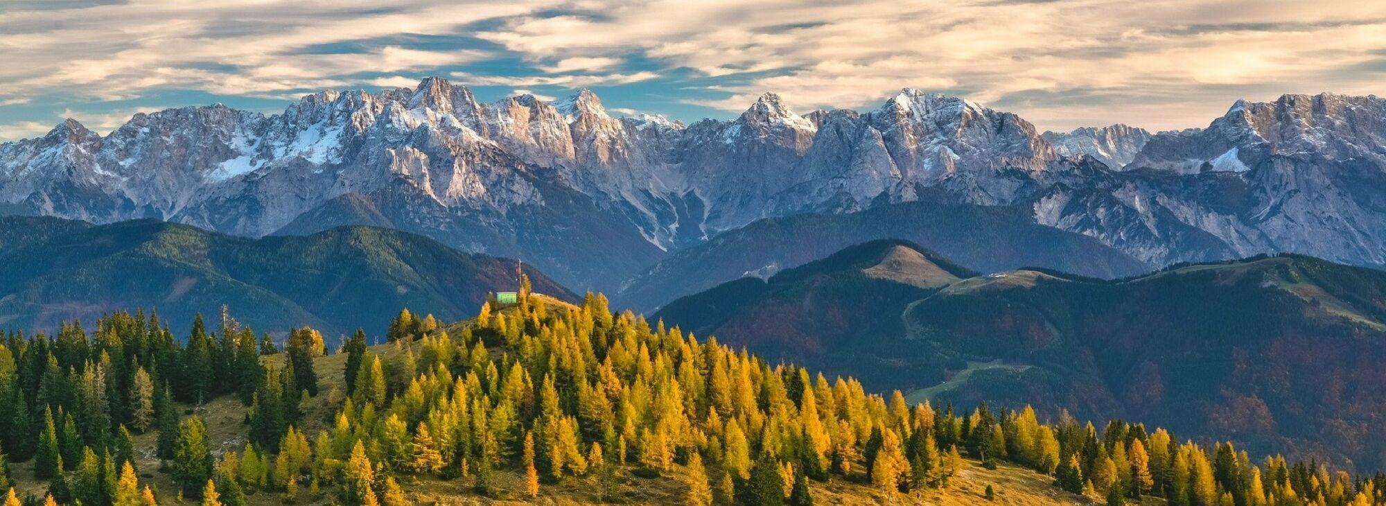 Alpenkette