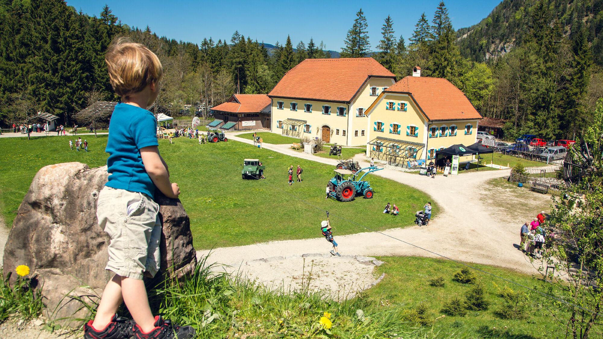 Familienurlaub in Ruhpolding und Inzell