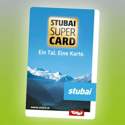 Die Stubai Super Card
