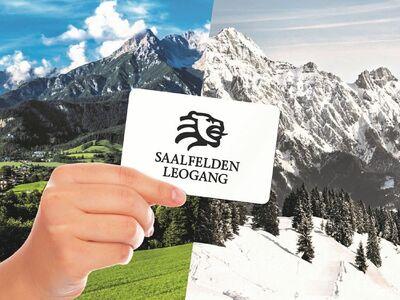 Die Saalfelden Leogang Card