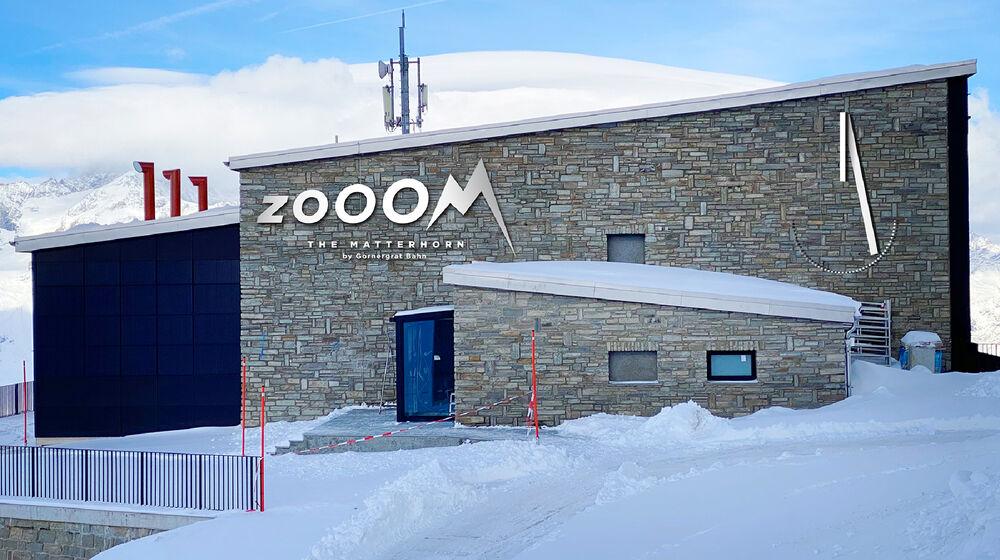 Zooom the Matterhorn auf dme Gornergrat