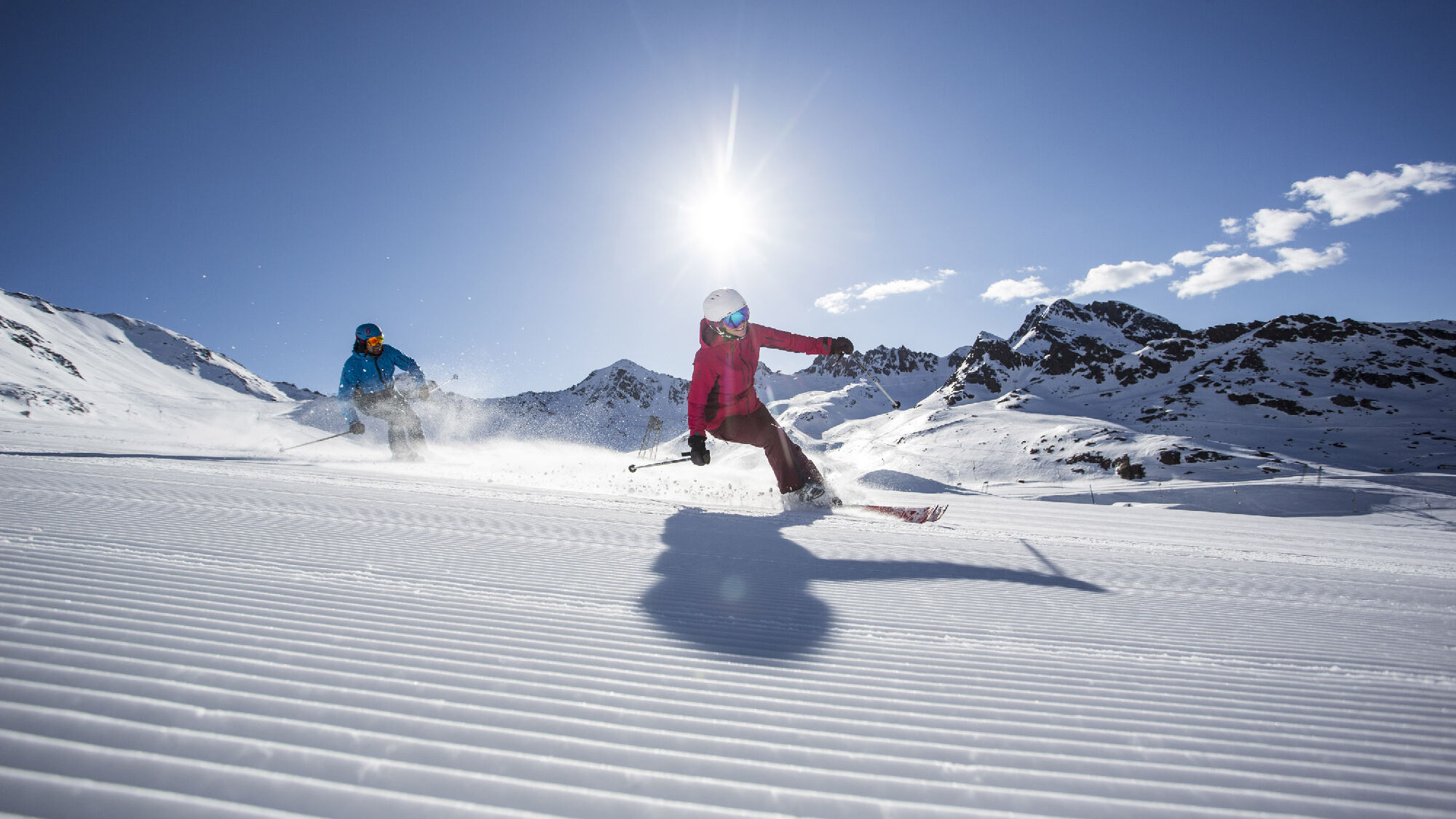 Erneuter Winterspaß am Kaunertaler Gletscher steht bevor