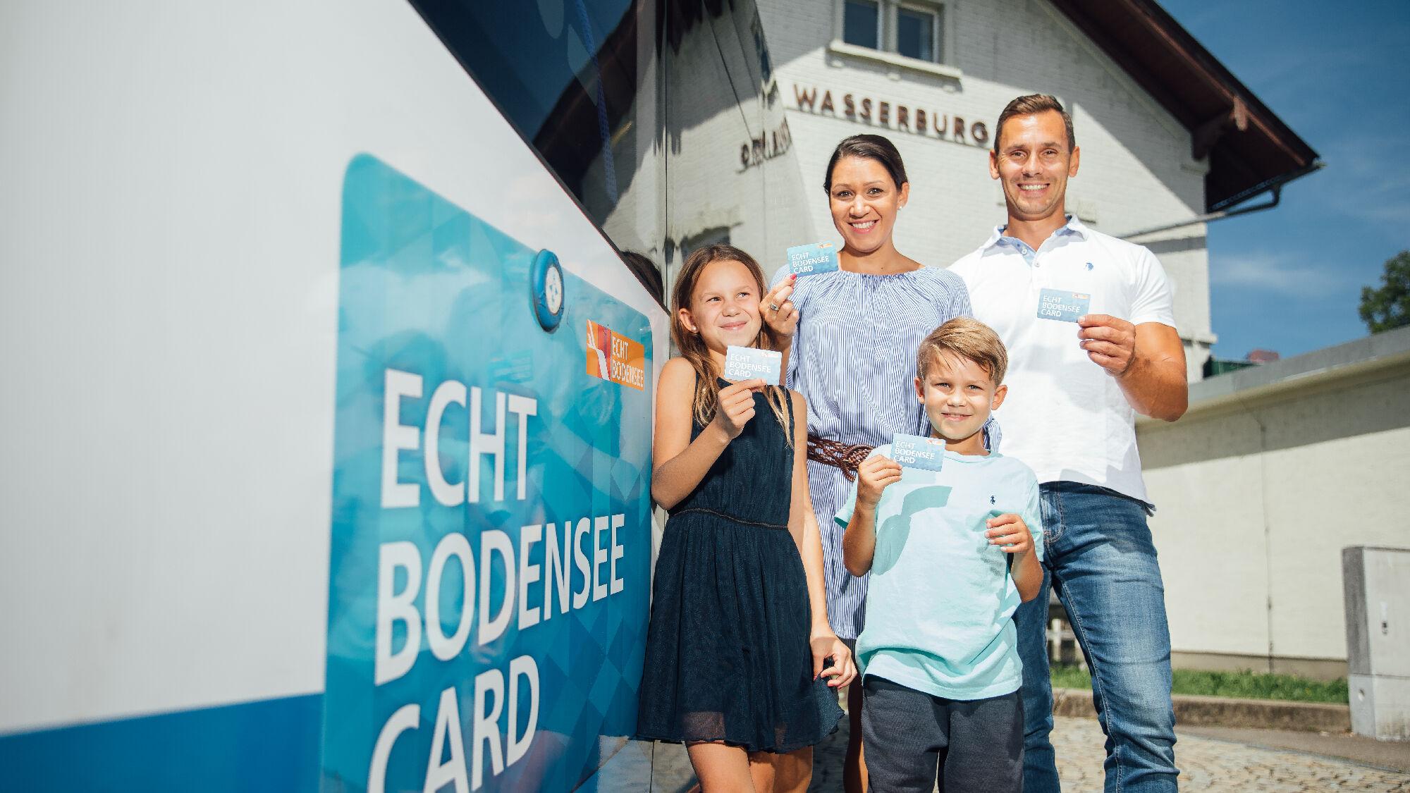 Die Echt Bodensee Card