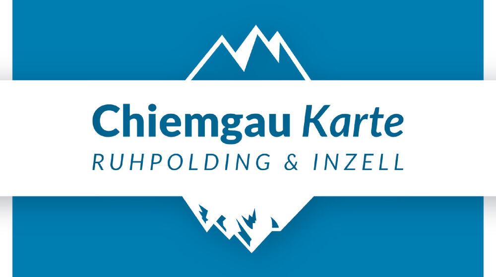 Chiemgau Karte