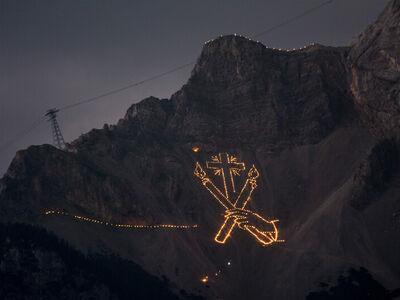 Die Tiroler Zugspitz Arena macht die Sommersonnenwende zu einem richtigen Event.