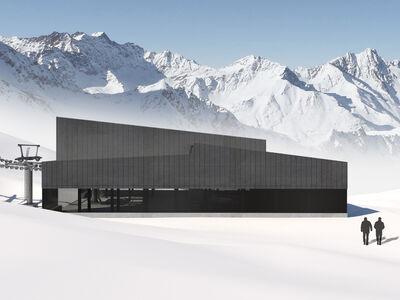 Kaunertaler Gletscherregion