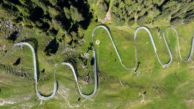 Die längsten Sommerrodelbahnen in den Alpen