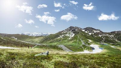 Unterwegs auf den Seven Summits