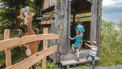 Die Interaktion mit anderen Kindern stärkt auch die Sozialkompetenz der Kleinen.