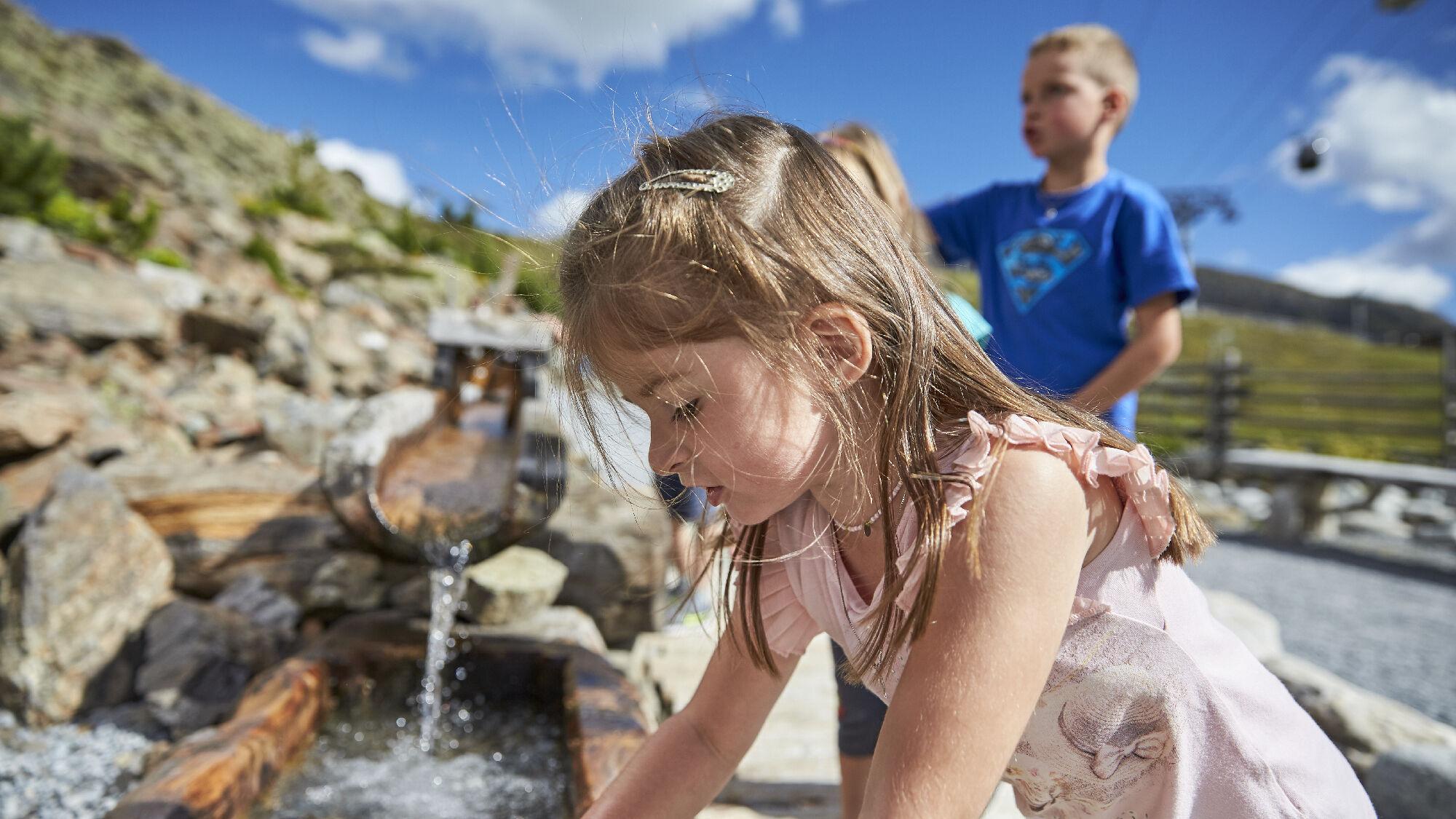 Der neue Erlebnispark auf der Vider Truja bietet viel Spaß für Groß und Klein