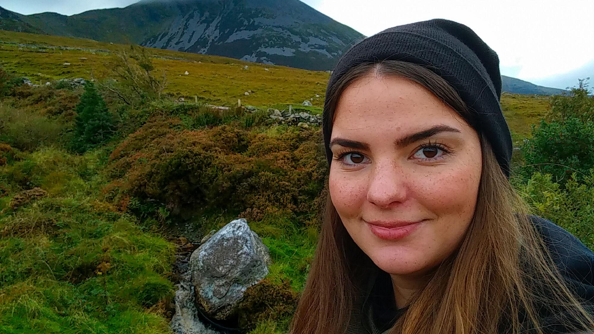 Alpen-Guide-Redakteurin Patricia Zimmer