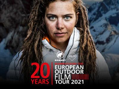 Das 20-jährige Jubiläum der European Outdoor Film Tour steht dieses Jahr an!