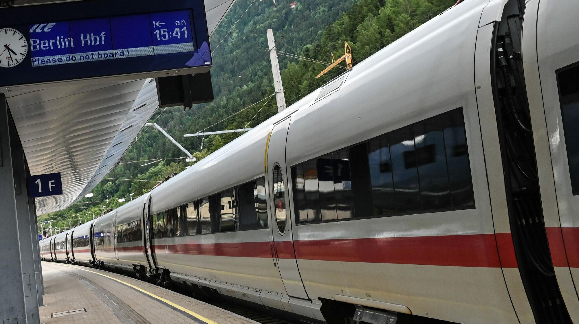 Ohne Umsteigen von Berlin nach Tirol