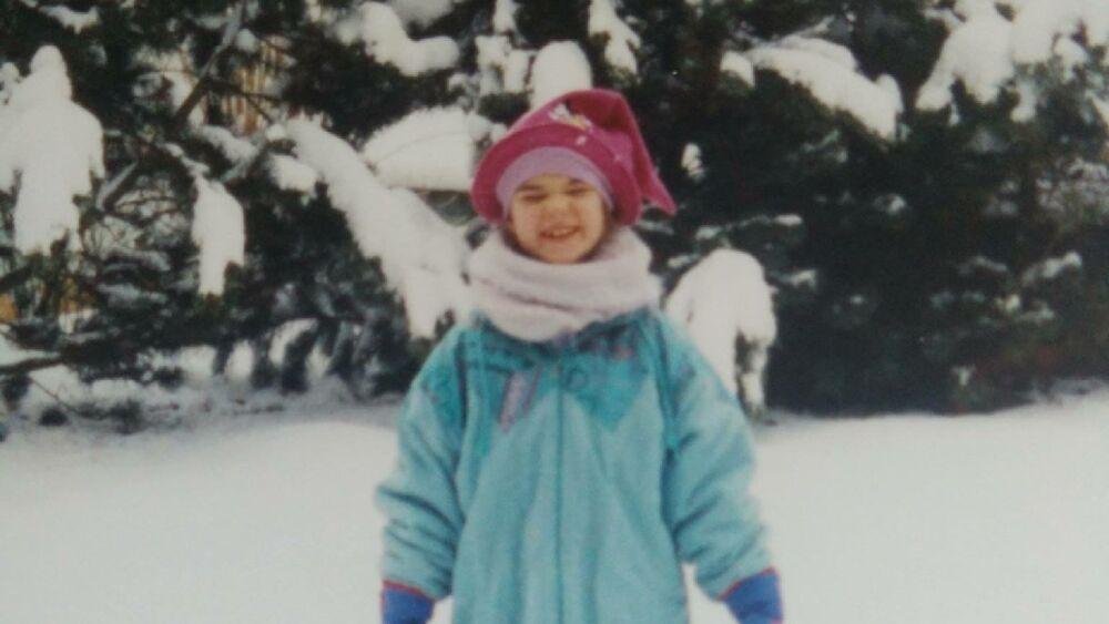 Schneehoehen-Redakteurin Patricia Zimmer
