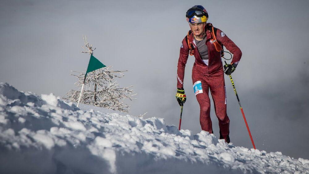 Anton Palzer ist Deutschlands erfolgreichster Skibergsteiger.