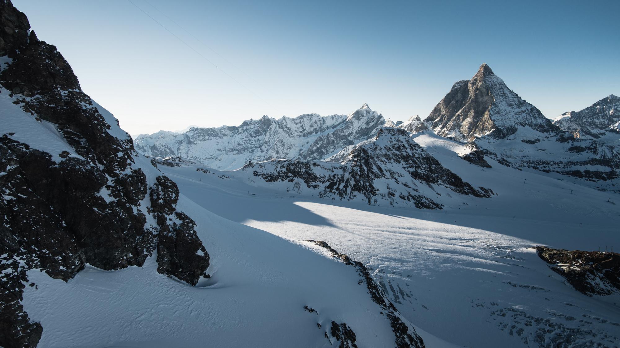 In Zermatt sollen bald Ski-Weltcuprennen austragen werden