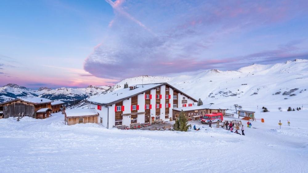 Skigebiet Fideriser Heuberge