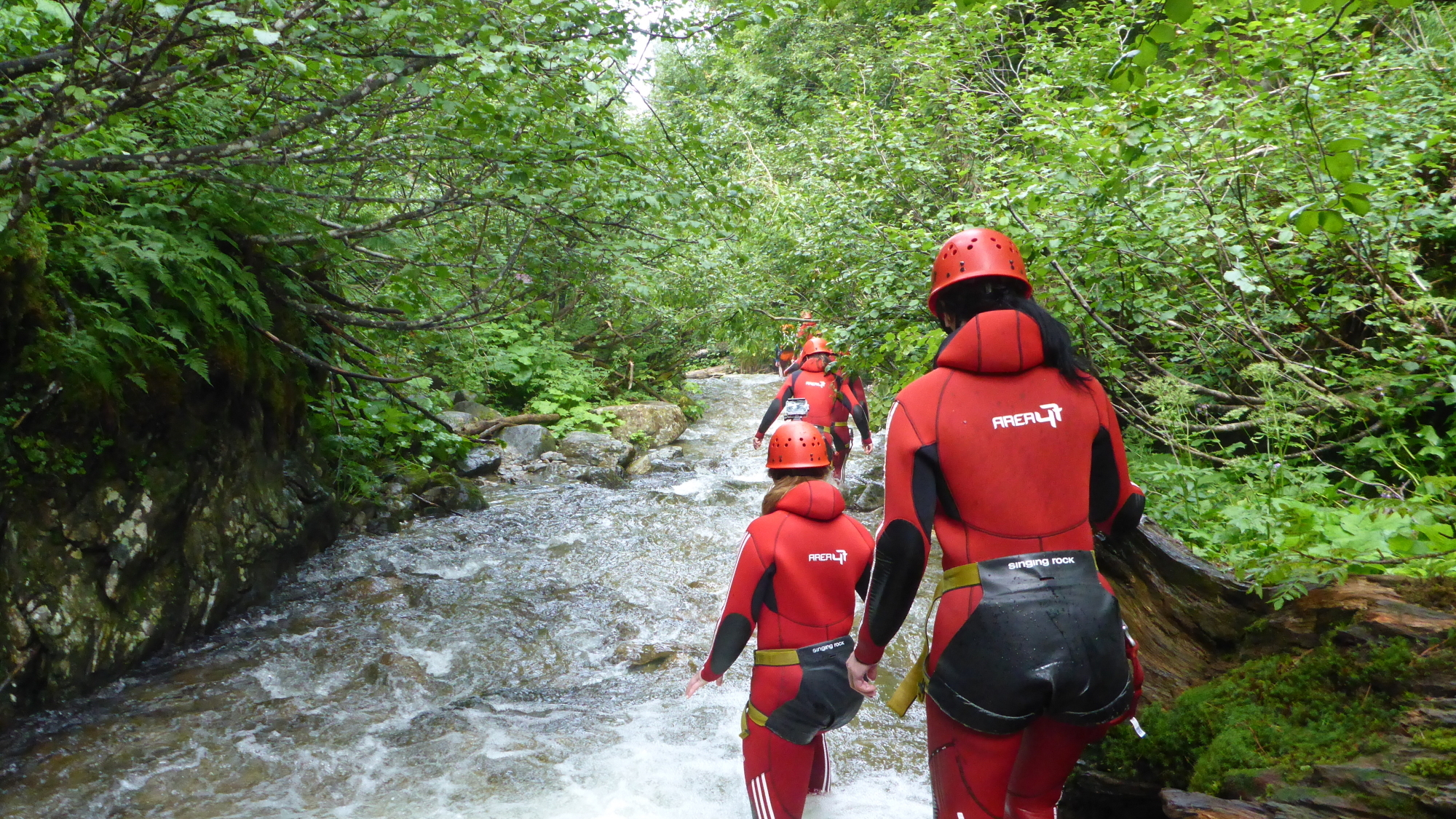 Canyoning College