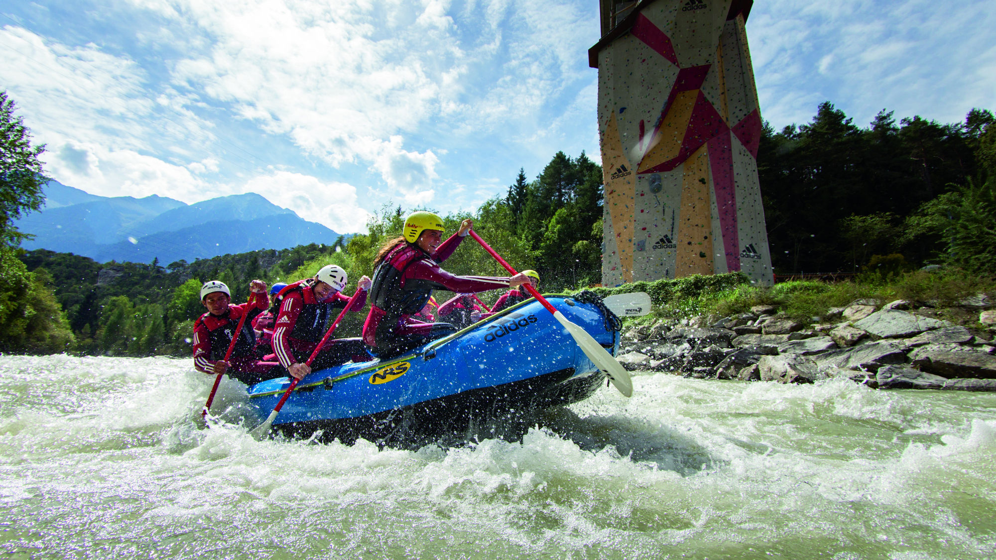 Rafting Imsterschlucht