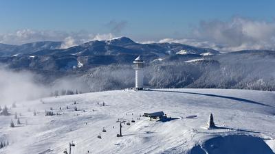 Skifahren im Liftverbund Feldberg Schwarzwald