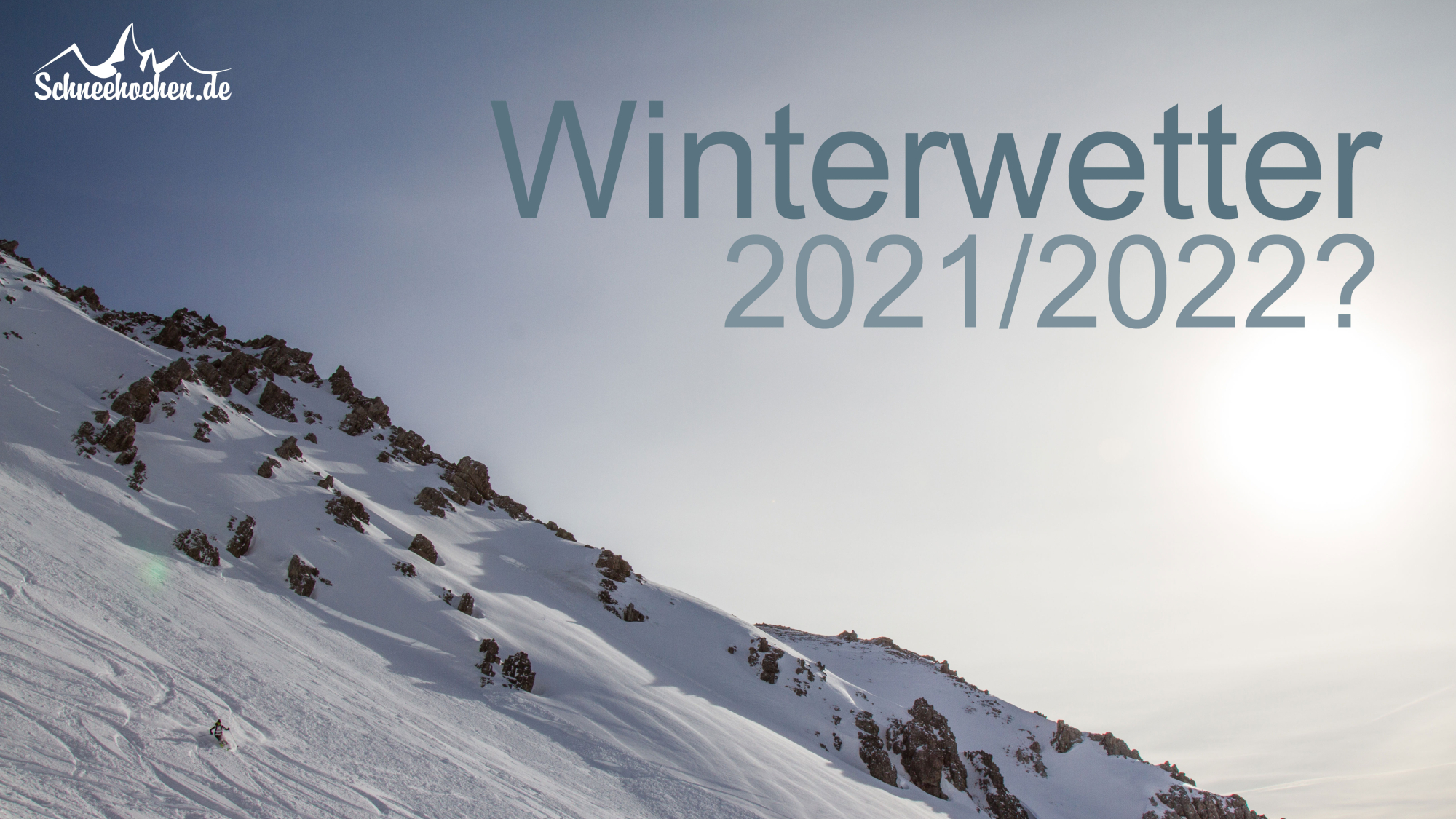 """Wie wird der Winter 21/22? Das sagen die """"Experten"""" und Modelle."""