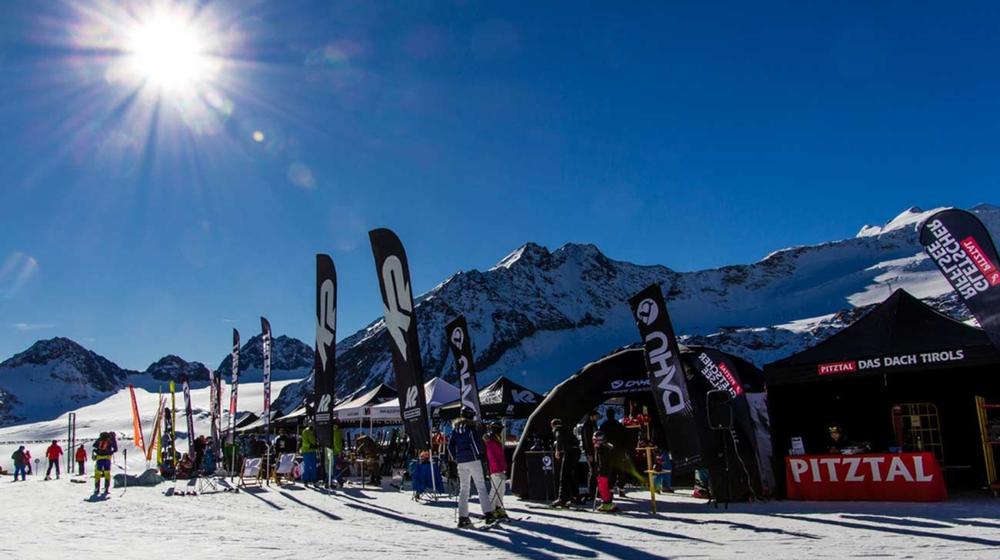Ski- und Snowboardtest am Pitztaler Gletscher