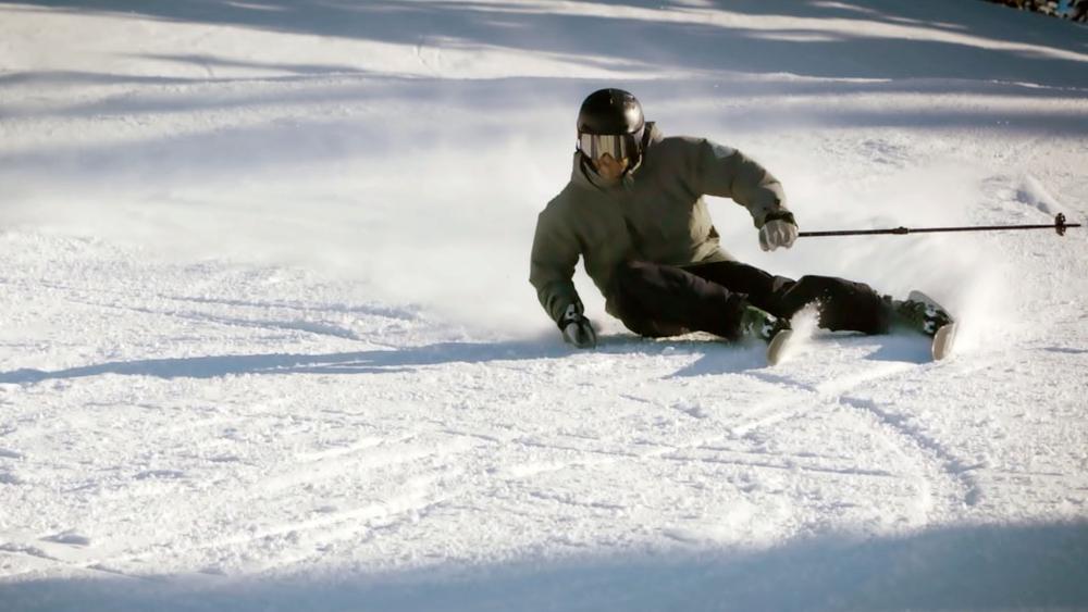 Salomon Freeski TV: Auf der Suche nach dem perfekten Turn