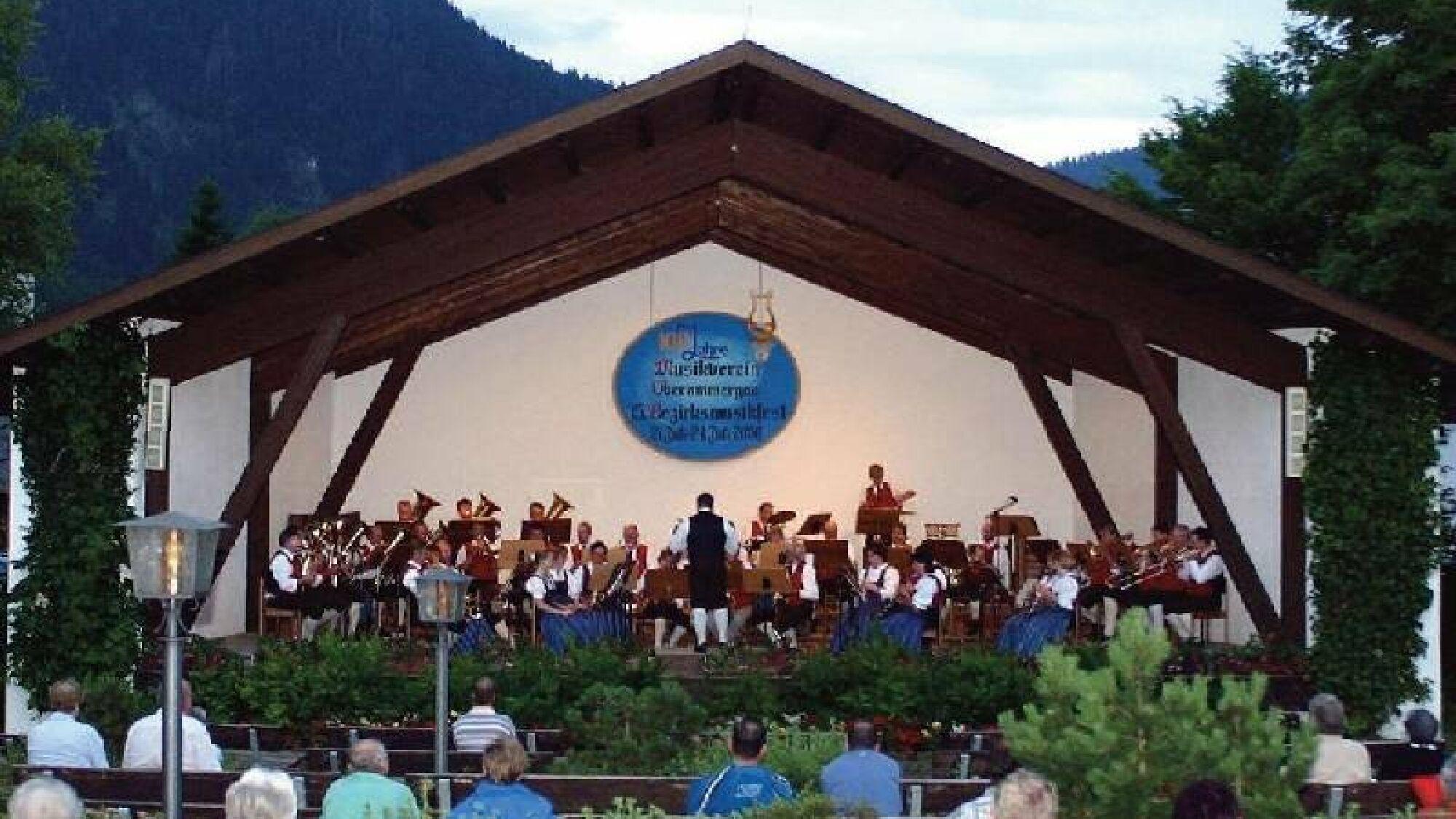 Die Sommerkonzerte in Oberammergau