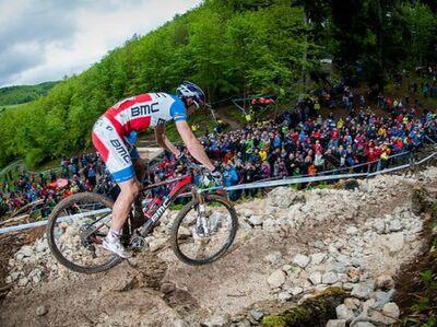 Der Mountainbike Weltcup