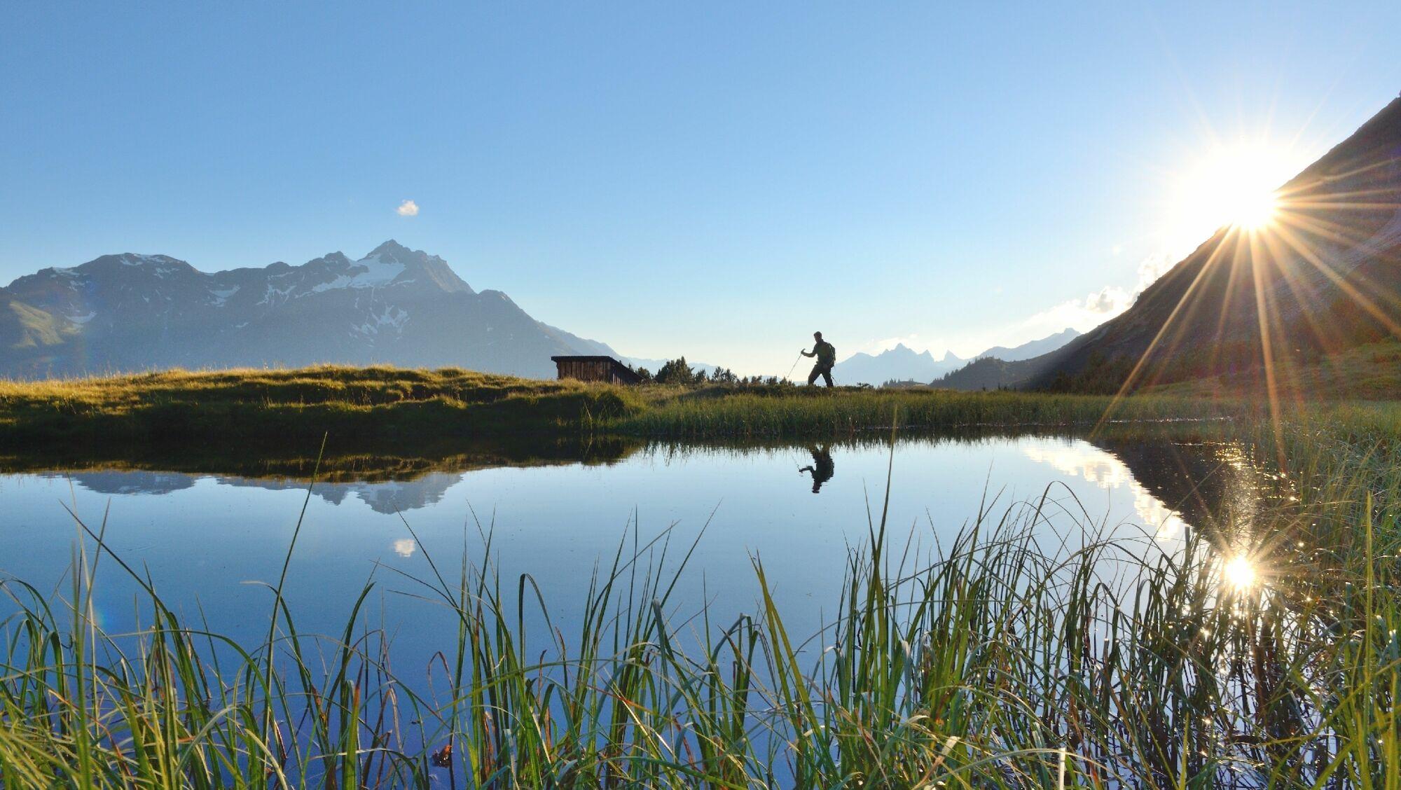 Am 03. Juli startet St. Anton am Arlberg in den Bergsommer
