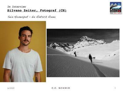 Silvano Zeiter und seine Fotografien