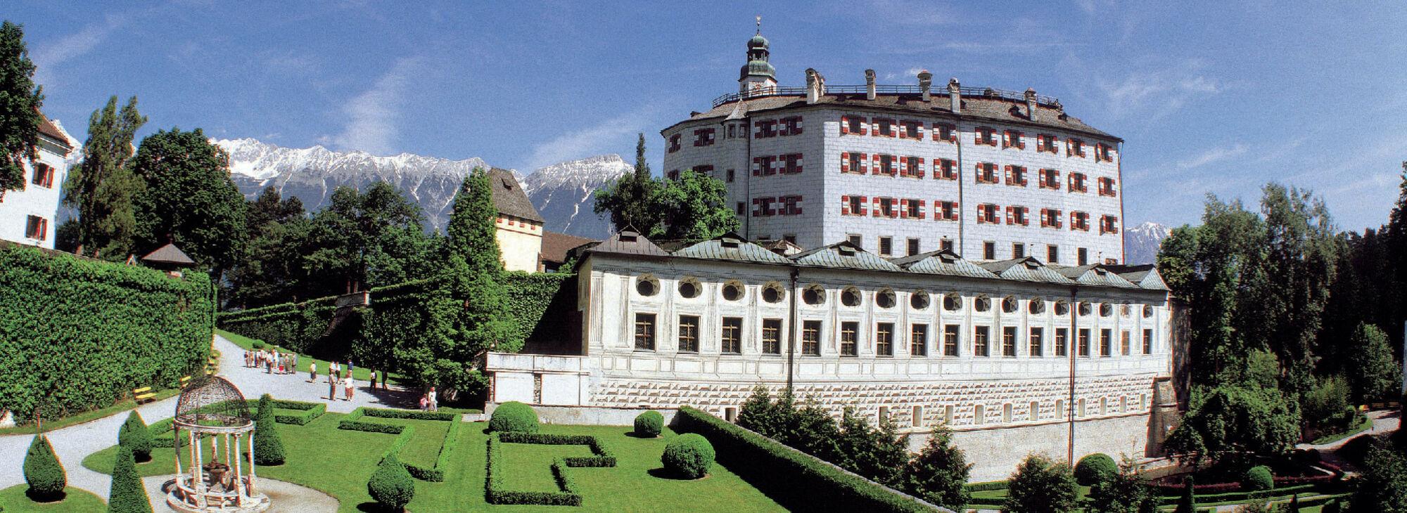 Schloss Ambras in Innsbruck