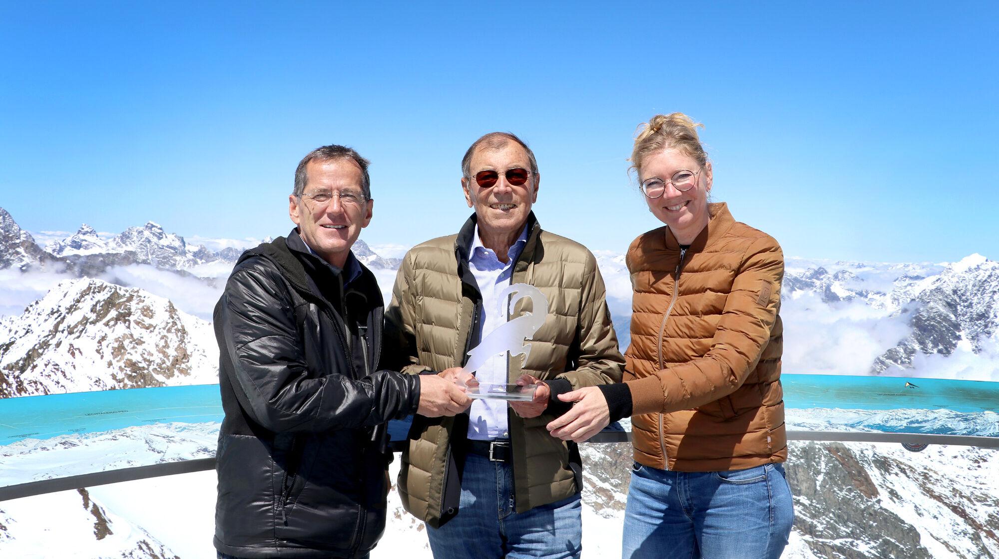 Neue Geschäftsführung der Pitztaler Gletscherbahnen