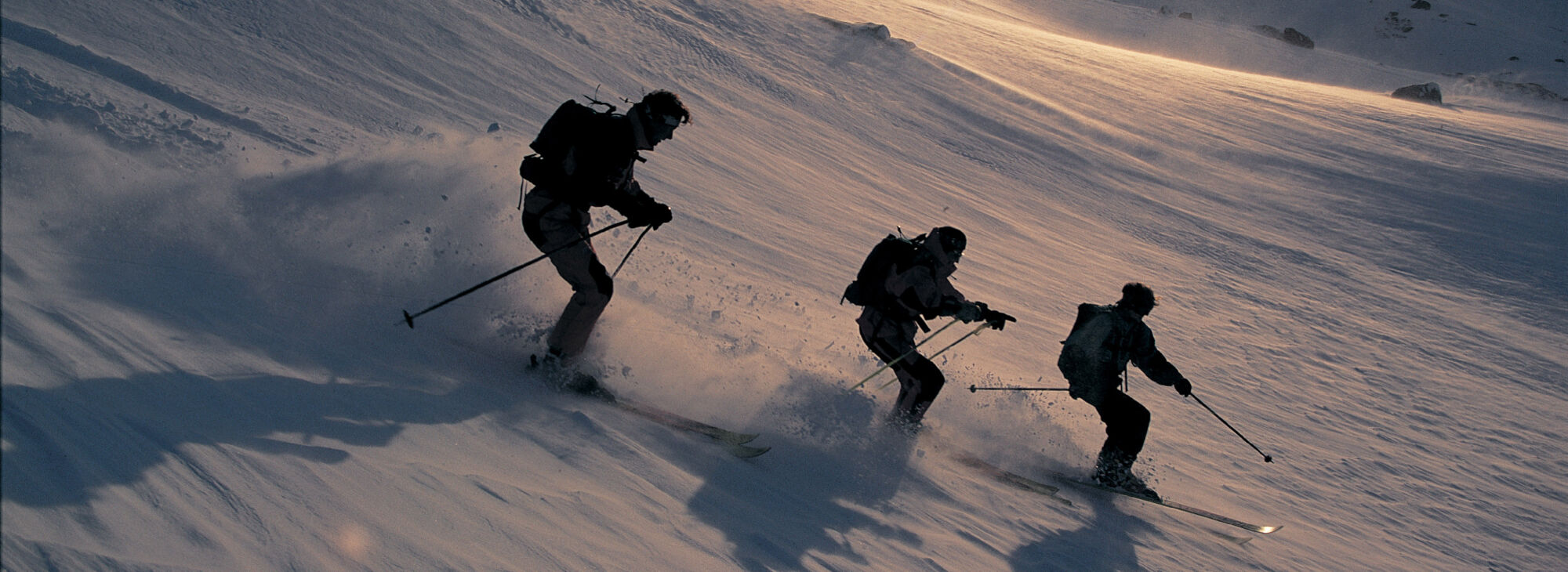 Skifahren in Andermatt-Sedrun