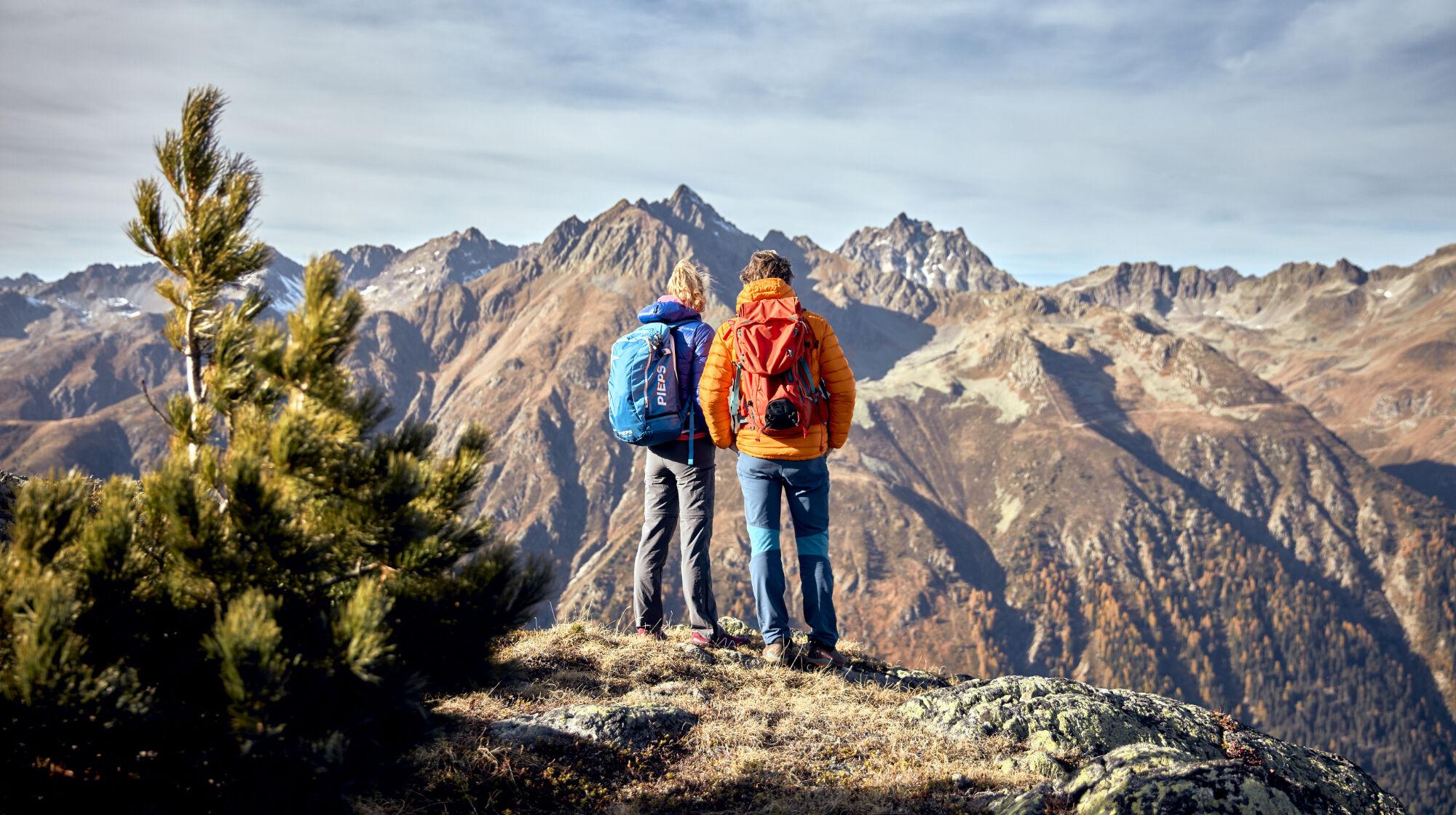 Aussichtsreiche Höhenwanderungen beim Wanderherbst