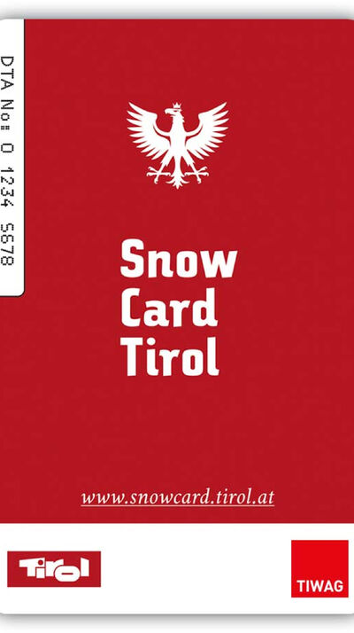 Tirol Snow Card