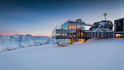 Ice Q im Skigebiet Sölden