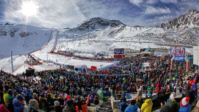 Skiweltcup in Sölden
